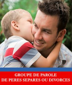 Group de parole de pères separes ou divorces - école des parents et des éducateurs