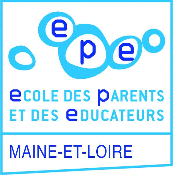 logo EPE49 - école des parents et des éducateurs